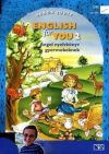 English for You 2. Angol nyelvkönyv gyermekeknek