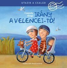 Irány a Velencei-tó / Utazik a család