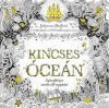 Kincses óceán- Színezőkönyv mesébe illő rajzokkal