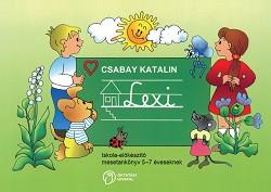 LEXI. Iskola-előkészítő mesetankönyv 5-7 éveseknek