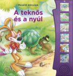 A teknős és a nyúl - Mesélő könyvek