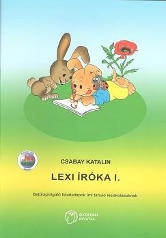 LEXI íróka I.