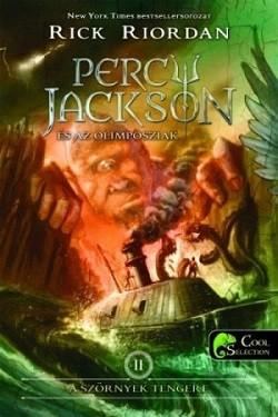 Percy Jackson és az olimposziak 2. - A szörnyek tengere