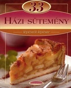 33 házi sütemény