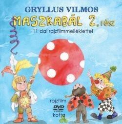 Maszkabál 2. - 11 dal rajzfilmmelléklettel