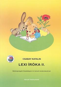 LEXI íróka II.