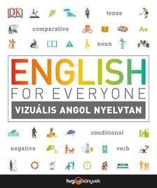 English for Everyone - Vizuális angol nyelvtan