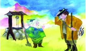 A csodakút tündére - Diafilm