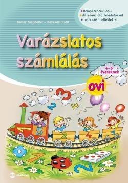 Varázslatos számlálás / Ovi 4-6 éveseknek