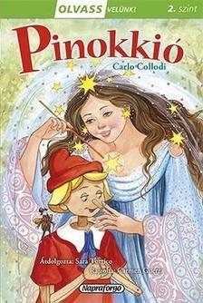 Pinokkió - Olvass velünk! 2. szint