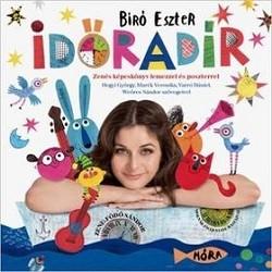Időradír - CD-s könyv poszter melléklettel