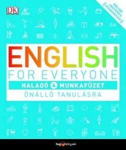 English for Everyone - Haladó 4. munkafüzet