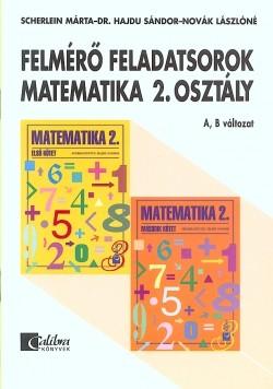 Matematika 2. felmérő feladatsorok CA-0213