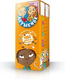 Agymenők 8-9 éveseknek / 1000 kérdés és válasz