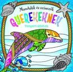 Mandalák és színezők gyerekeknek - Tengeri állatok