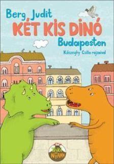 Két kis dinó Budapesten