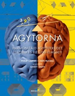 Agytorna - Harmonizáld agyféltekéidet, teszteld és élesítsd elmédet!