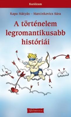 A történelem legromantikusabb históriái - Kuriózum