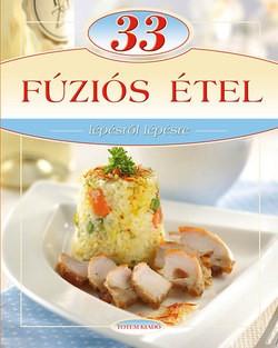 33 Fúziós étel