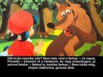 Piroska és a farkas - Diafilm