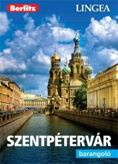 Szentpétervár - Barangoló / Berlitz