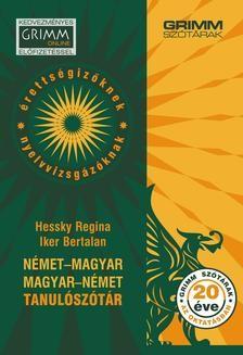 Német-magyar; magyar-német tanulószótár