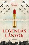 Legendás lányok - Kémnők titkos története a II. világháborúból
