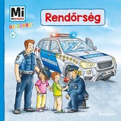 Rendőrség - Mi Micsoda Ovisoknak
