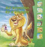 Az oroszlán és a kisegér - Mesélő könyvek