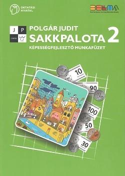 Sakkpalota 2. Képességfejlesztő munkafüzet