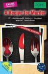 PONS A Recipe for Murder - 13 lebilincselő bűnügyi történet angolul tanulóknak