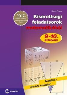 Kisérettségi feladatsorok matematikából 9-10. évfolyam