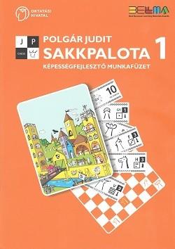 Sakkpalota 1. Képességfejlesztő munkafüzet