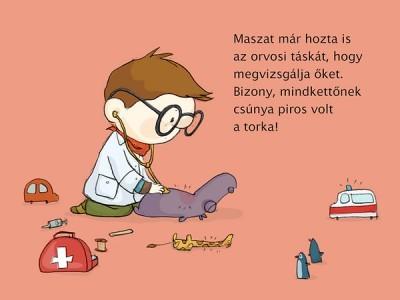 Doktor Maszat - Diafilm