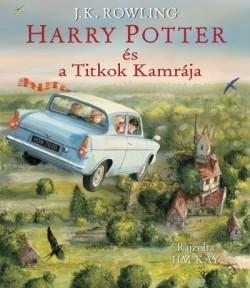 Harry Potter és a Titkok Kamrája / Illusztrált kiadás