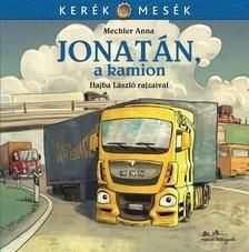 Jonatán, a kamion - Kerék mesék