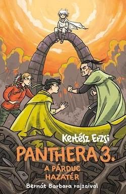 Panthera 3. A párduc hazatér