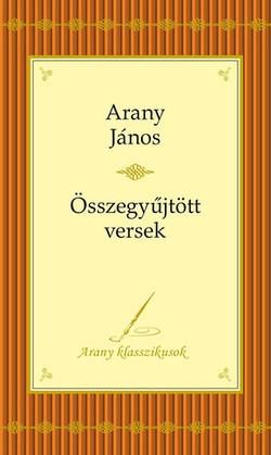 Összegyűjtött versek / Arany János
