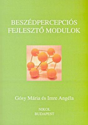 Beszédpercepciós fejlesztő modulok