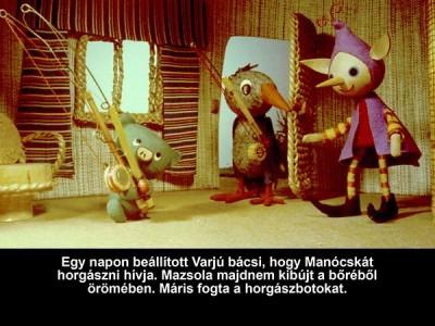 Mazsola és Tádé - Diafilm