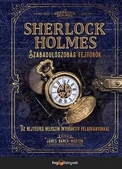 Sherlock Holmes - Szabadulószobás fejtörők