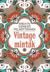 Vintage minták - Kreatív színező felnőtteknek