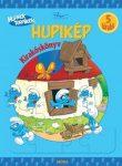 Hupikék Törpikék - Hupikép kirakóskönyv