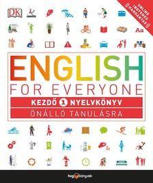 English for Everyone - Kezdő 1. nyelvkönyv