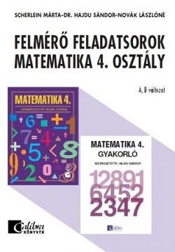 Matematika 4. felmérő feladatsorok CA-0432