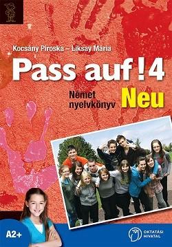 Pass auf! 4. Német nyelvkönyv gyermekeknek