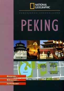 Peking - National Geographic zsebkalauza