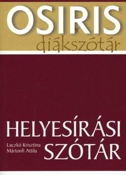 Helyesírási szótár - Osiris diákszótár sorozat