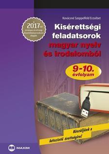 Kisérettségi feladatsorok magyar nyelv és irodalomból 9-10. évfolyam
