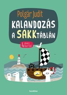 Kalandozás a sakktáblán / 4 éves kortól